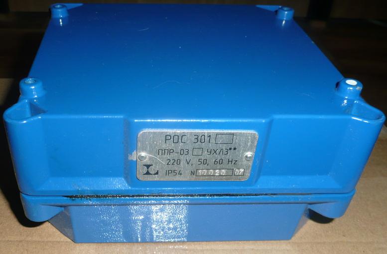 Датчик-реле уровня РОС-301, зображення 1