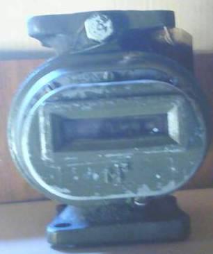 Счетчик газа РГ-40, зображення 1
