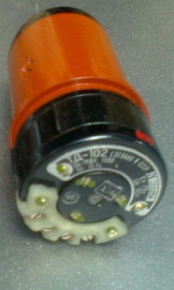 Тахогенератор ТД-102, зображення 1