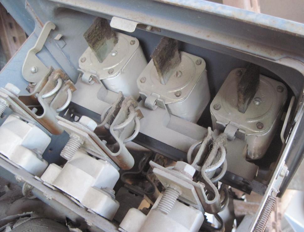 Рубильники электрические, зображення 1