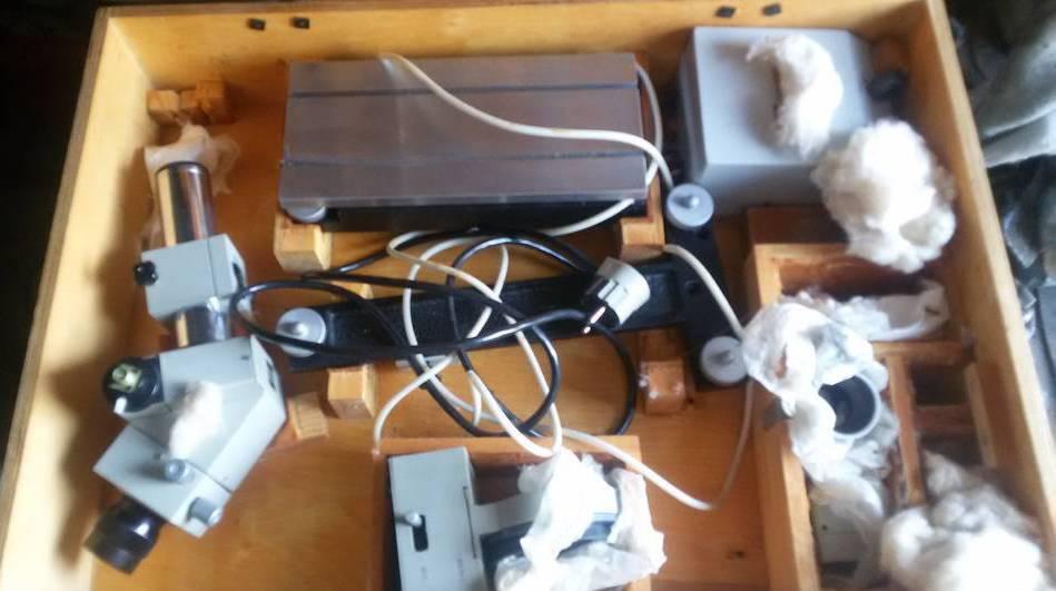 Автоколлиматор АК-1У, зображення 1
