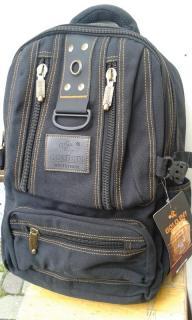 Рюкзак Gold Be 1304 черный