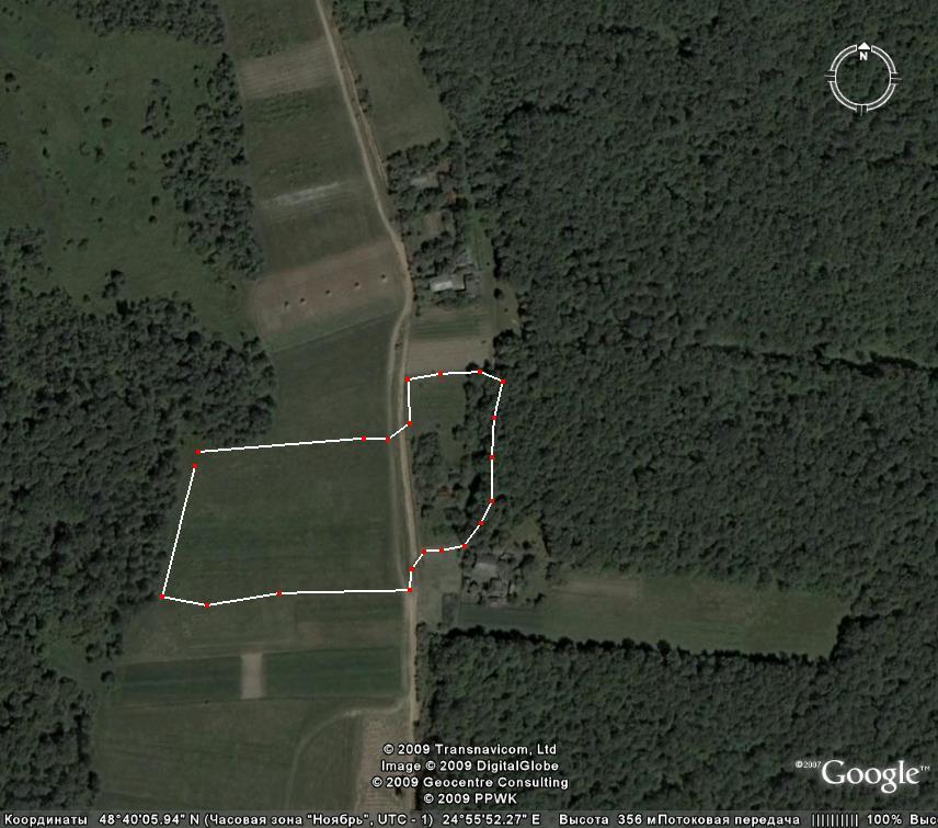 Продам земельні ділянки по 200 у.о за сотку, зображення 1