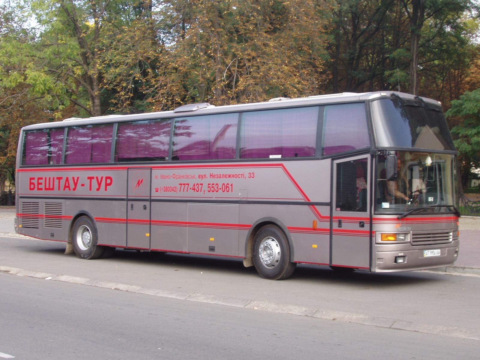 Трансфери, пасажирські і туристичні перевезення, фото 1