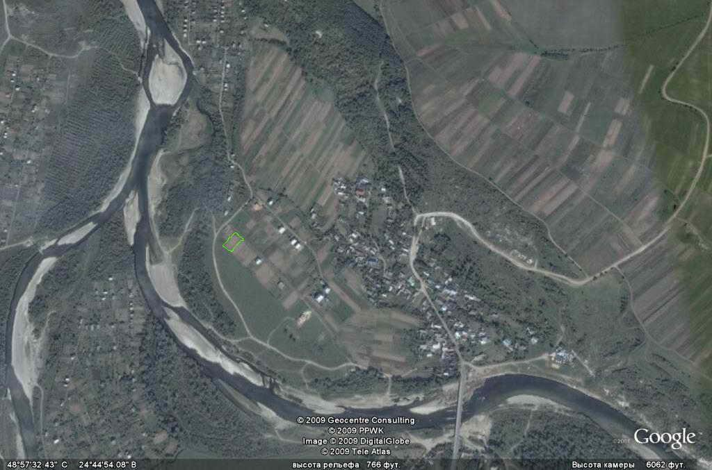 Земельна ділянка в передмісті Івано-Франківська, зображення 1